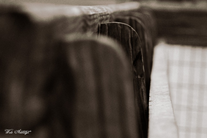 focus, wood, barricade, Wale Adenuga studios