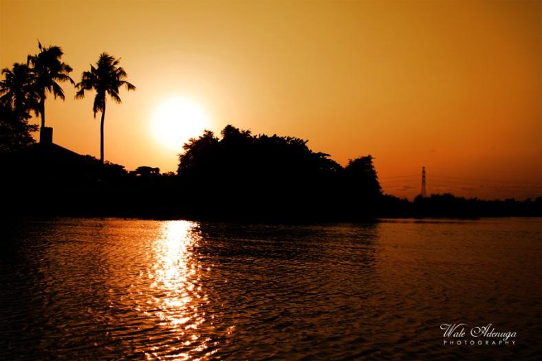sunset, Lagoon, @waleadenuga, ThirdMainlandBridge, Wale Adenuga Photography
