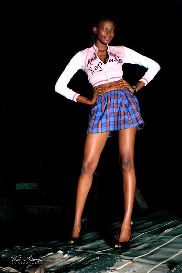 Model, BlackRepublic, bus, city, Lagos, Wale Adenuga Studios, @waleadenuga