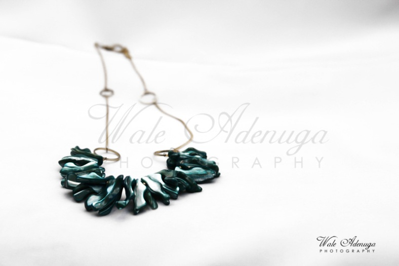 Panache, necklace, Wale Adenuga Photography