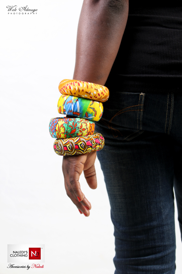 Accessories by Naledi, bangles, Naledi's clothing, Model, @funmifatona, @AyoNaledi, @waleadenuga
