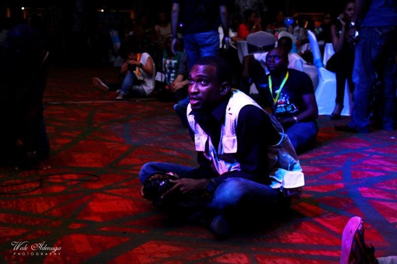 @DemiladeR Ice Prince, ELI, EveryBody Loves iCePrince, @waleadenuga, #Wale Adenuga studios