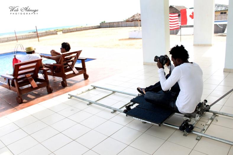 Video Shoot, Mic-Ans, Patrick Elis, @waleadenuga, Beach, Pool, @divadollarbaby, Wale Adenuga Studios