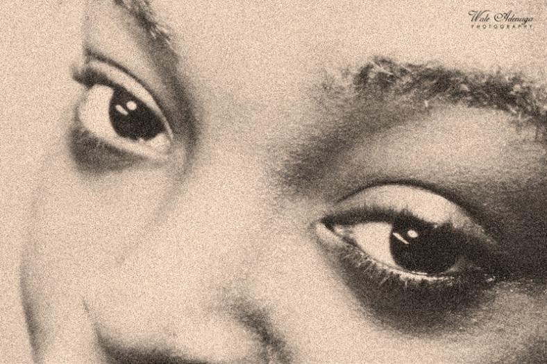eyes, grainy, Sepia tone, nose, @waleadenuga, @aniserga, Wale Adenuga, Wale Adenuga Photography