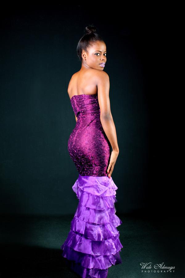 Model, Aso Oge, Wale Adenuga Studios, curves, Wale Adenuga Photography.