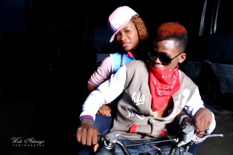 BlackRepublicClothing, models, @FeMwiZZle, Cap, Jacket,Quadricycle, Wale Adenuga studios