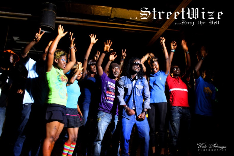Streetwise, Patrick Elis Videos, Ring the Bell, @waleadenuga, Wale Adenuga Photography