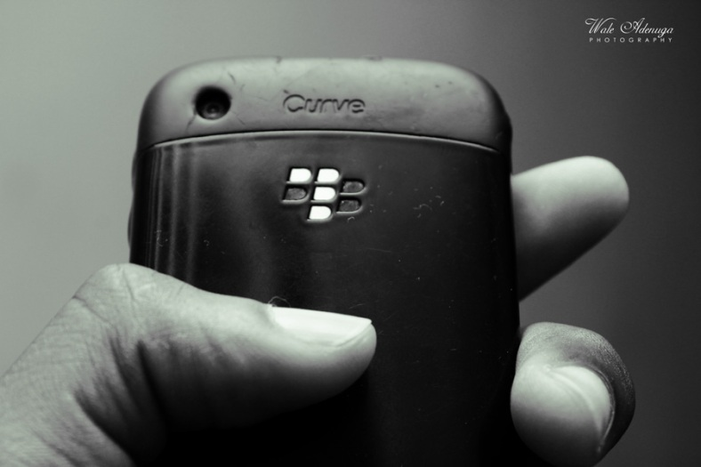 BlackBerry, Curve 7, Black and White, Wale Adenuga Studios, Wale Adenuga Photography, @waleadenuga