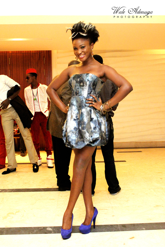 @EvaAlordiah, WaleAdenugaStudios, @waleadenuga, Ovation Red Carol Night, Eko Hotek and SuiTes, Lagos