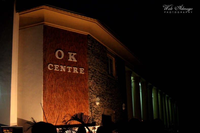 OK Center, Abeokuta, Rock City's Night of Laff, Ogun, @waleadenuga, Wale Adenuga studios