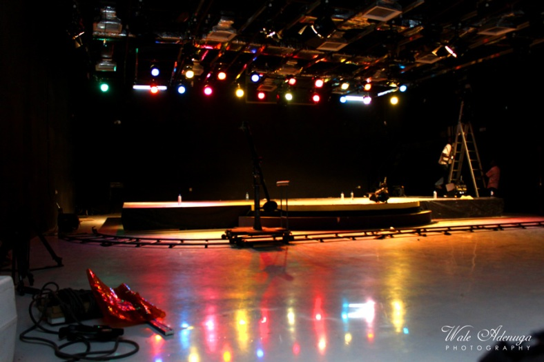 koga studios, Ovation Red Carol Vid Shoot, @waleadenuga, lights, color, Wale Adenuga Photography