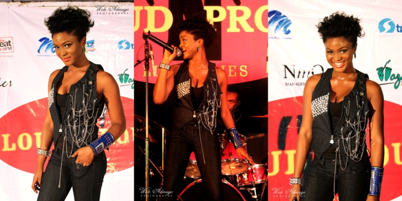 @EvaAlordiah, Loud 'n' Proud LiveSeries(ValentineSpecial), Ember Creek, Dj Caise, Live Performance