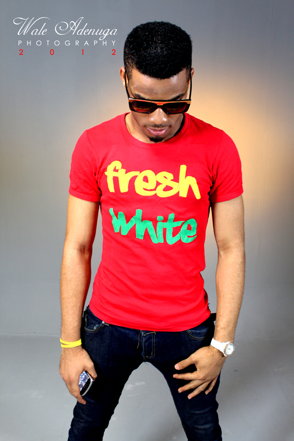red shirt, Fresh white, Model, Wale Adenuga Photography, Patrick Elis studios, @waleadenuga