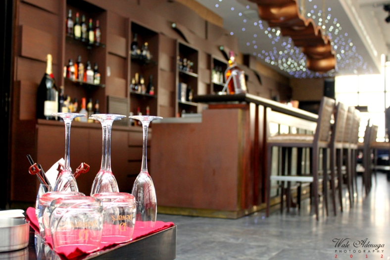 Bar, Avenue suites, VI, Photo of the Day, Wale Adenuga Photography
