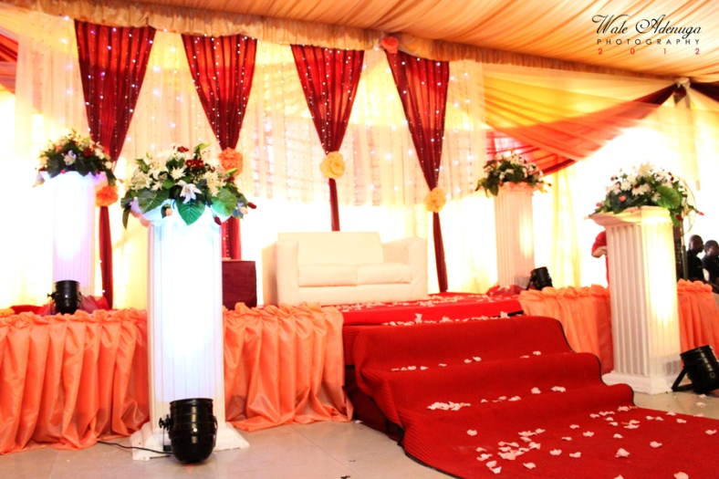 wedding, reception, Church, Wale Adenuga Photography, 2012, Lagos.