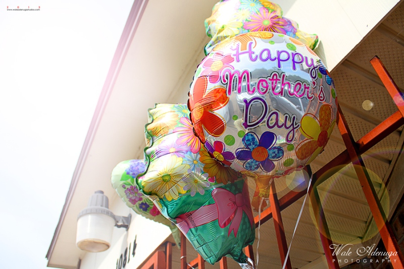 Mother's Day Baloons