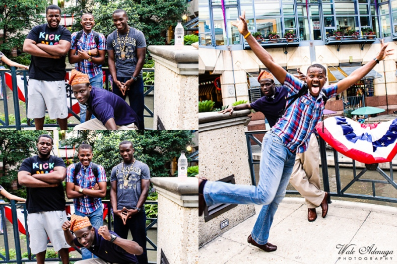hehehee, this shot of me jumping into Emanuel's shot is just Epic! lool