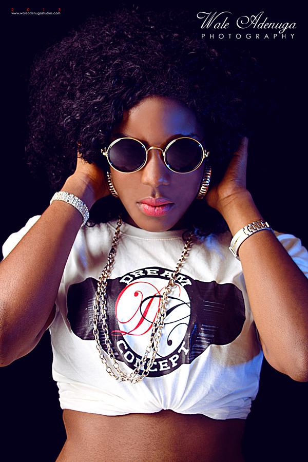 Vivian on that circle shades P