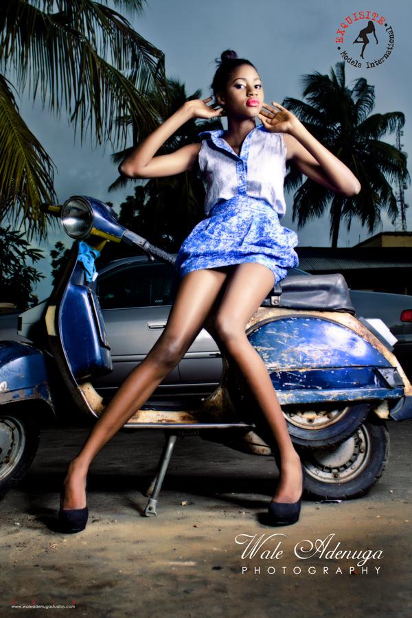 Exquisite Models #wcw #ModelPortfolio