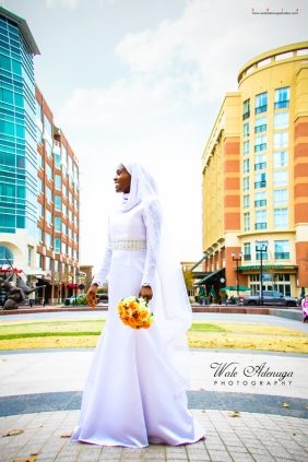Meet the Bride: Zinat
