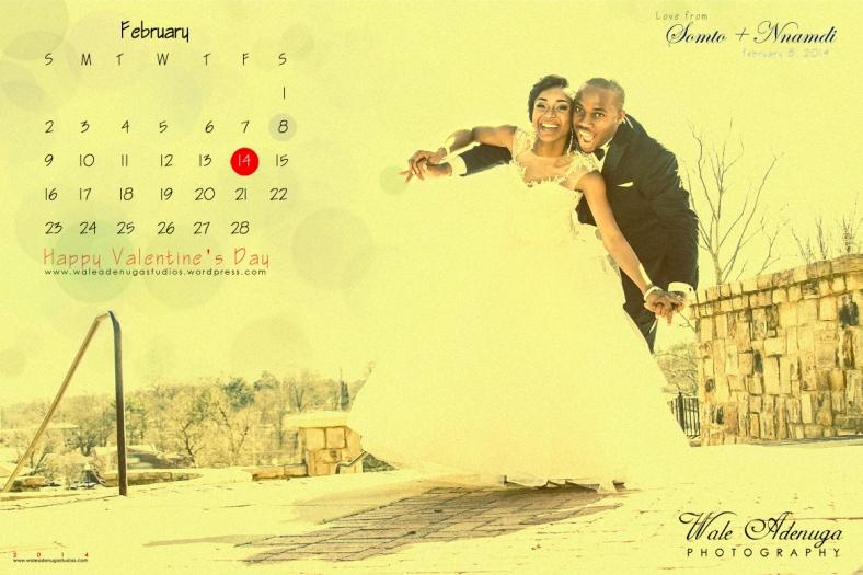 Somto + Nnamdi #WAphotography #CalendarPOTD